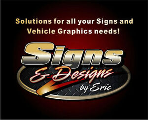 Graphics, Signs, Decals, Printing, Design, Vehicle Wraps Windsor Region Ontario image 1