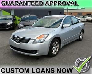 2008 Nissan Altima 2.5 S - GUARANTEED APPROVAL - FREE GAS CARD