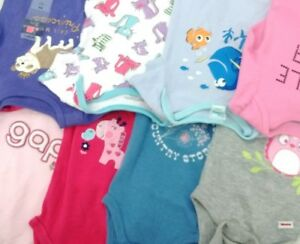 (17B) Newborn and baby clothes for girls