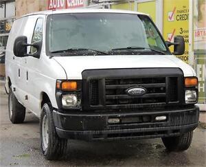 2012 Ford Econoline Cargo Van Commercial/SHELVES/POWER OPTIONS