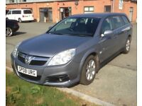 Vauxhall Vectra Estate 1.9CDTi 150 Design