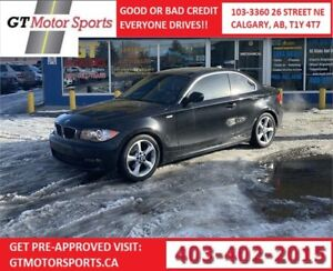 2011 BMW 1 Series 128i | LOW KM!! $0 DOWN - EVERYONE APPROVED!