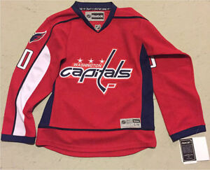 Braden Holtby Washington capitals kids jersey