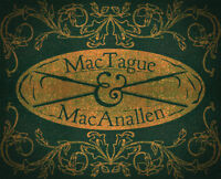 MacTague & MacAnallen - Irish Folk Duo Available