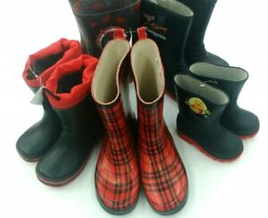 (193) Rain Boots for girls from $6