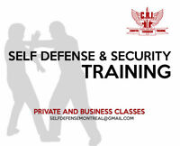 Krav Haganah Personal Trainer- Self-Defense & Security Classes