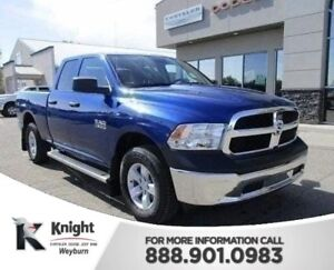 BLOWOUT! 2017 Ram 1500 ST 4WD Quad Cab Keyless Entry
