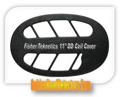 """.Fisher/Teknetics 11"""" DD Coil Cover. Fits all 11"""" coils 11DDCover, First Texas"""