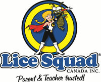 BUSY LICE REMOVAL SERVICE NEEDS SUPERHERO'S!