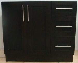 Custom Made Vanities - CHEAPER than you thought!! 24-60""