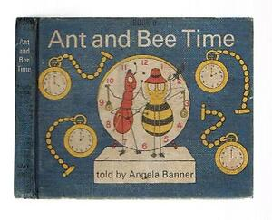 Angela-Banner-Ant-and-Bee-Time-1st-edition-1969-Book-9