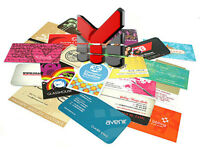 5000 CARTES D'AFFAIRES 79,99$ SEULEMENT / 5000 BUSINESS CARDS
