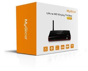 Mygica atv 1800e version 4 Android Box for your T.V!