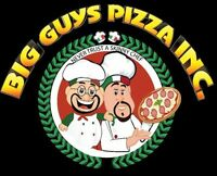 Big Guys Pizza- Pizza Makers
