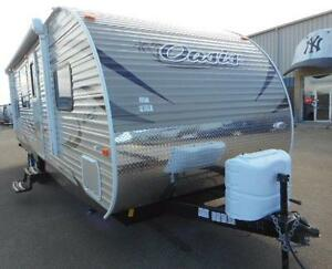 2017 OASIS 25 RS - TRAVEL TRAILER - HUGE VALUE! HUGE QUALITY!