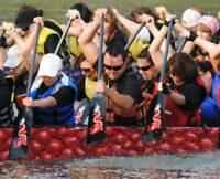 Dragon Boat Festival Volunteers: 50/50 and Site Support