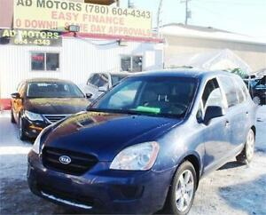 """SALE THIS WEEK"" 2008 KIA RONDO AUTO LOADED 142K-100% FINANCING"