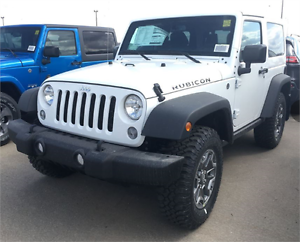 2016 JEEP WRANGLER RUBICON LIMITED IS THE NEW CONVERTIBLE !!