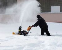 Snow Removal (Barrie Area Only)