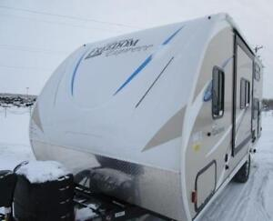 2018 FREEDOM EXPRESS 20 BHS BUNK MODEL