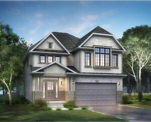 Lovley 2 Storey Detached Home To Be Built  In Sought After Area