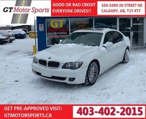 2006 BMW 7 Series 750i | $0 DOWN - EVERYONE APPROVED!