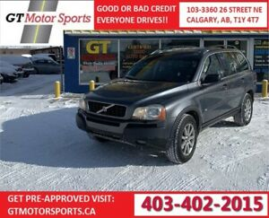 2005 Volvo XC90 2.5L | $0 DOWN - EVERYONE APPROVED!