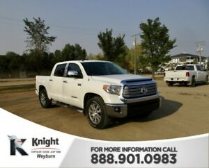 2015 Toyota Tundra Limited NAV Heated Leather Remote Start Bluet