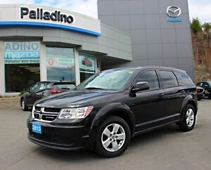 2013 Dodge Journey - ROOMY AND READY TO HIT THE OPEN ROAD! - LOW