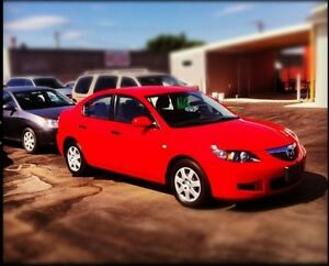 REDUCED*want gone ASAP* 2008 Mazda3