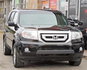 2009 Honda Pilot EX-L*8PASS*LEATHER*SUNROOF*BACK UP CAMERA