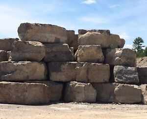 Closeout DEAL! ALL in PRICE! -- Armour (Armour) ROCK/STONE! Cambridge Kitchener Area image 6