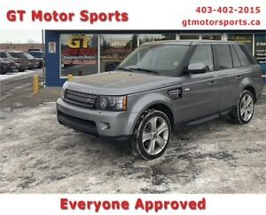 2012 Land Rover Range Rover Sport HSE LUX   Everyone Approved  