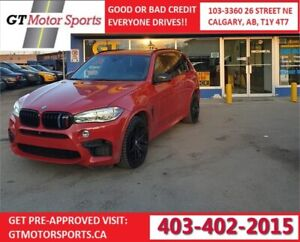 2015 BMW X5 M | LOW KM | PRICED TO SELL |  $0 DOWN