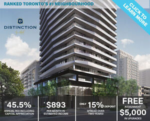Luxury Living @ Yonge & Eglinton ~ Get First Access Here ~