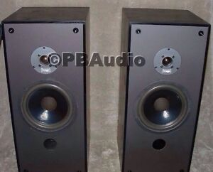 Image audio speakers reference 2 high end monitors