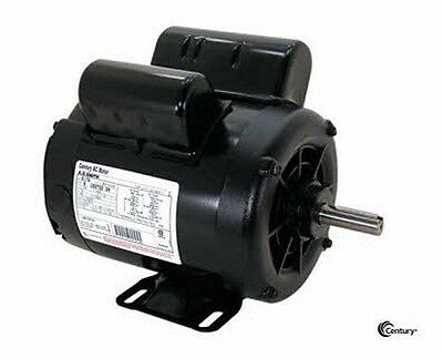 3 Hp 3600 Rpm Air Compressor Electric Motor 115230 Volts New Century B383