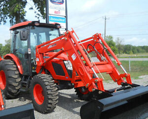 NEW- Kioti RX 7320 Compact Tractor with cab