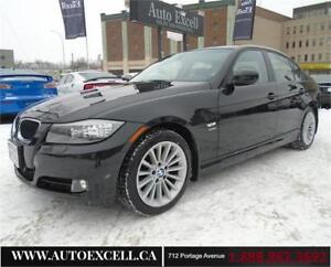 2011 BMW 3 Series 328i xDrive Executive Edition 4DR AWD LEATHER