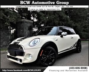 2016 MINI Cooper S Automatic Low Km Certified $26,995.00 SOLD!