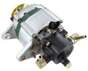 Alternator Chevrolet w/Isuzu 3.9L 4BD2 w/Vac Pump