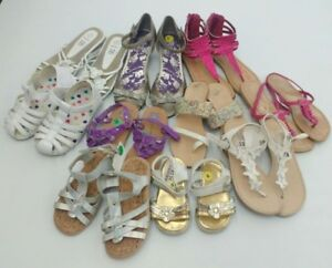 (223) Girls' Sandals All Sizes