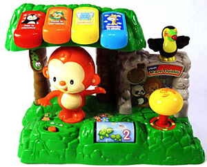 Vtech Learn and Dance Interactive Zoo West Island Greater Montréal image 1