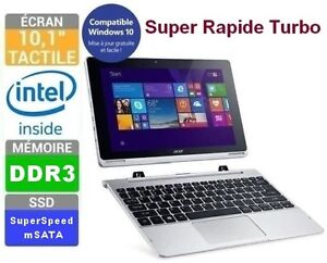 Touchscreen 2 in 1 LapTab / SuperFast 4 Core Proc. / Office Pro+