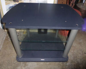SONY TV table in good, sturdy condition Kitchener / Waterloo Kitchener Area image 1