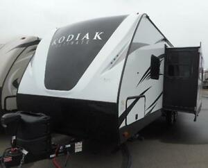 2017 KODIAK 288 BHSL - DOUBLE OVER DOUBLE BUNKS TRAVEL TRAILER