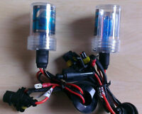 H7 30000K HID bulbs 1 pair New