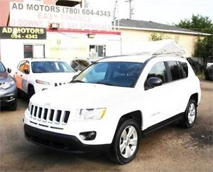 """NO ACCIDENT""  2013 JEEP COMPASS NORTH EDITION 4X4 AUTO LOADED.."