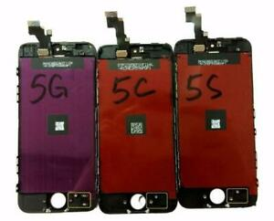 iphone 5 5c 5c lcd touch screen replacement only $40