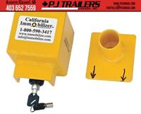 Coupler Locks Wheel Locks Calgary Alberta Preview